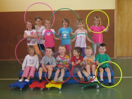 Kindersportgruppe