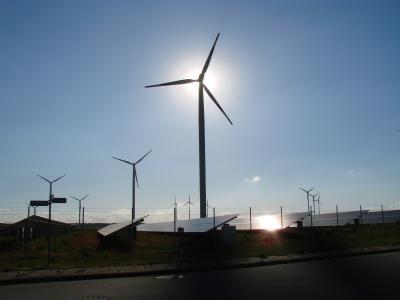 Energiedorf Lübesse – Windkraft und Fotovoltaik im Gewerbegebiet