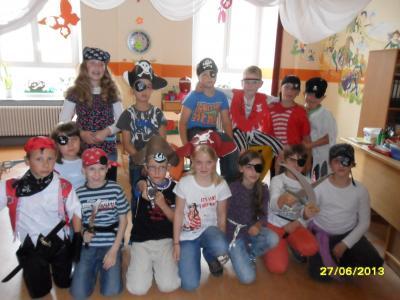 Piraten zum Hortfest