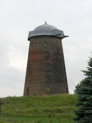 ehemalige Mühle von Zichow