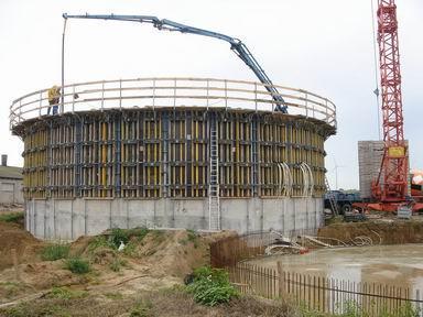 Biogasanlage in Podelzig