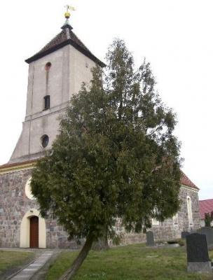 Kirche in Meichow