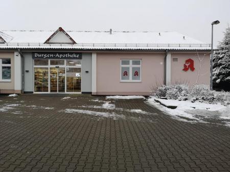 Burgen-Apotheke, Kranichfeld