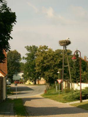 Dorfkern Bagow