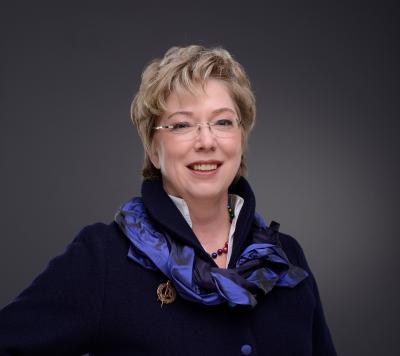 Bürgermeisterin Constanze Best-Jensen