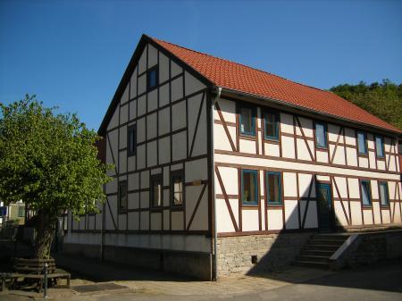 Fachwerkhaus in Breitungen