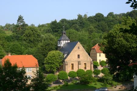 Breitunger Dorfkirche