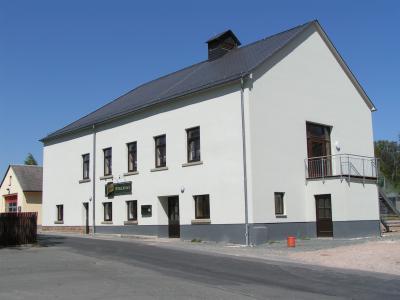 neugestaltetes Bürgerhaus