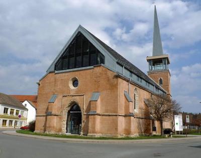 Bürgerzentrums Cruciskirche Sondershausen