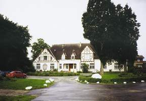 Gutshof in Bütow