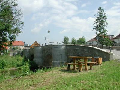 Die Werra-Brücke