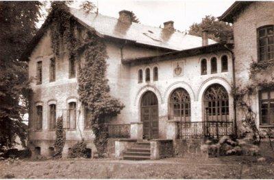 Gutshaus um 1900