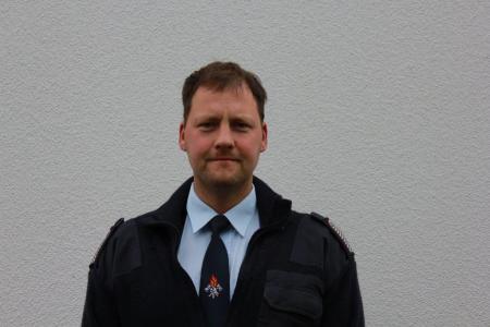 Stellv. Ortswehrführer Carlo Bochow