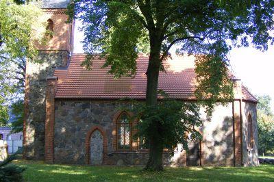 Silmersdorf: Kirche
