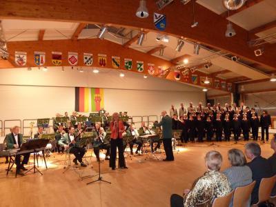 Weihnachtskonzert mit dem Landespolizeiorchester Sachsen-Anhalt