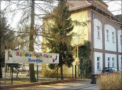 Kindergarten Brettin
