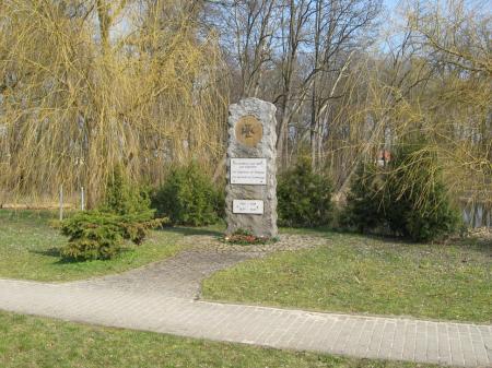 Kriegerdenkmal in Dessow
