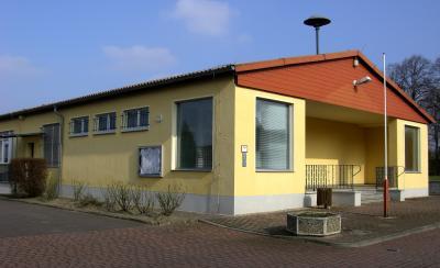 Dorfgemeinschaftshaus in Wallwitz