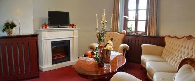 Doppelzimmer komfort - Wohnraum