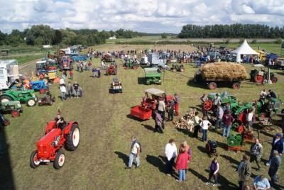Dorffest in Ragow