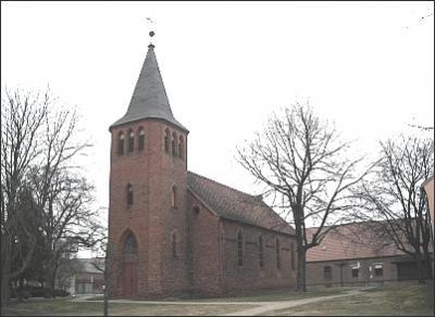 Kirche Kleinwusterwitz