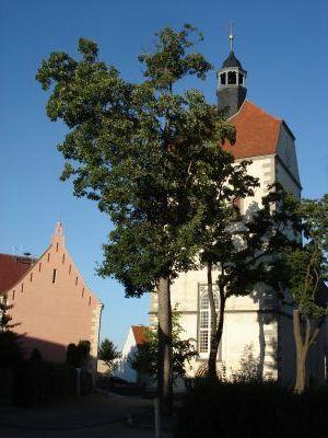 Frauenkirche in Mühlberg