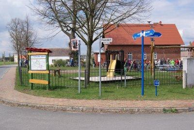 Dorfanger Prensdorf