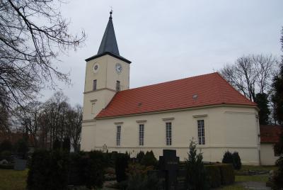 Garlitzer Kirche