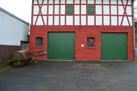 Stierstall - erbaut 1895