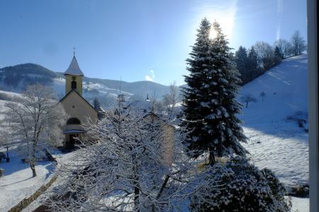 Winterbild Kirche