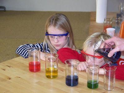Mitmach-Welt für Kinder: das Exploratorium. Foto: Exploratorium