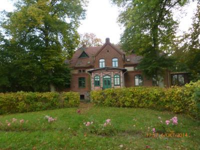 Das alte Gutshaus in Klein Dammerow