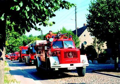 Feuerwehrumzug