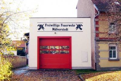 Das neuer Gerätehaus der FFW