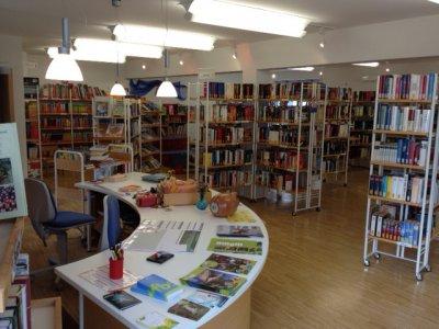 Bücherei Westerstetten