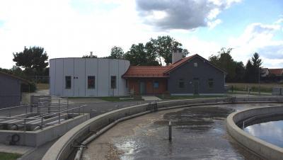 Kläranlage Wallersdorf