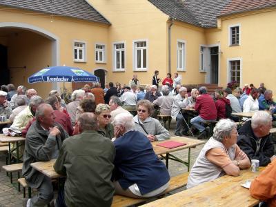 Zum Mühlentag kommen jährlich zahlreiche Besucher.