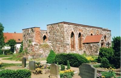 Kirche Mallnow