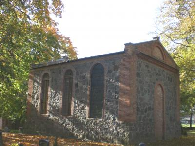 Güterberger Feldsteinkirche