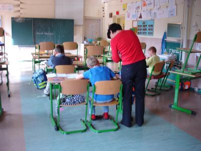 Hausaufgabenbetreuung im Hort