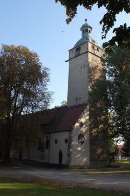 Hausmannturm mit Schlosskirche