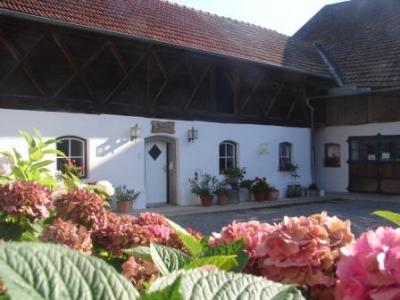 Unser Innenhof