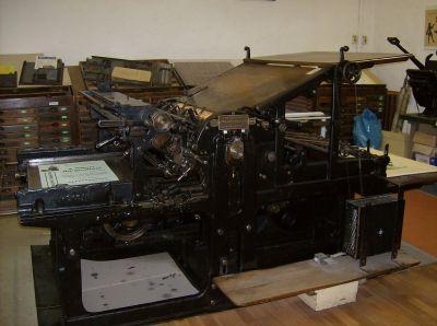 König und Bauer erfanden die erste Rotationspresse