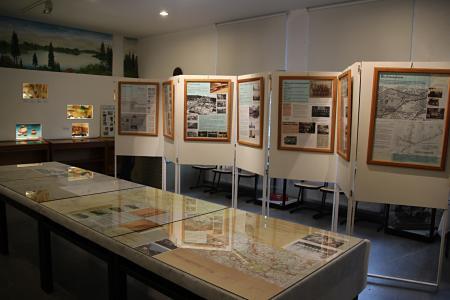 Dauerausstellung in der Dorfaue 1