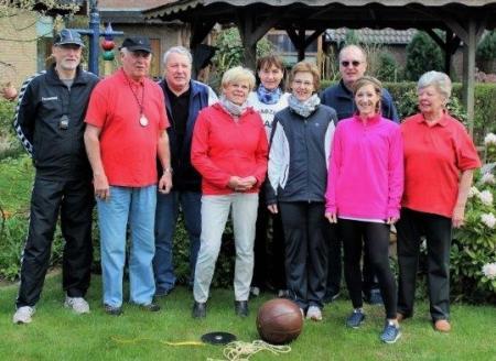 Sportabzeichen-Team 2017