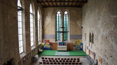 Innenansicht Klosterkirche
