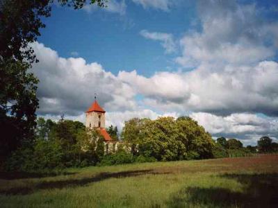 Kirche Bartschendorf