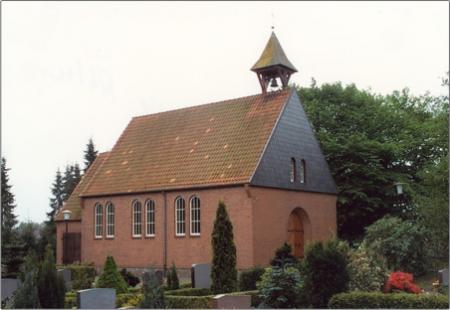 St. Nicolaus Kapelle in Ahlenfalkenberg