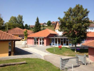Erweiterter Kindergarten