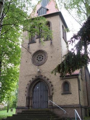 Kirche in Deuben